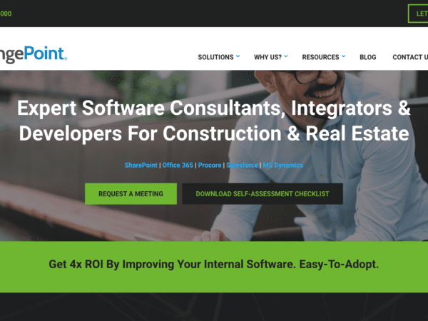 HingePoint Website Design & Development
