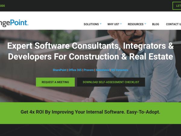 HingePoint Website Design & Development