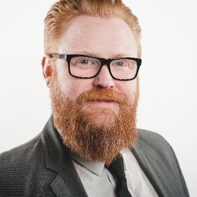 Scott Rehnberg - Digital Outreach Manager