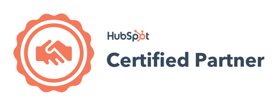 HubSpot Certified Partner Badge