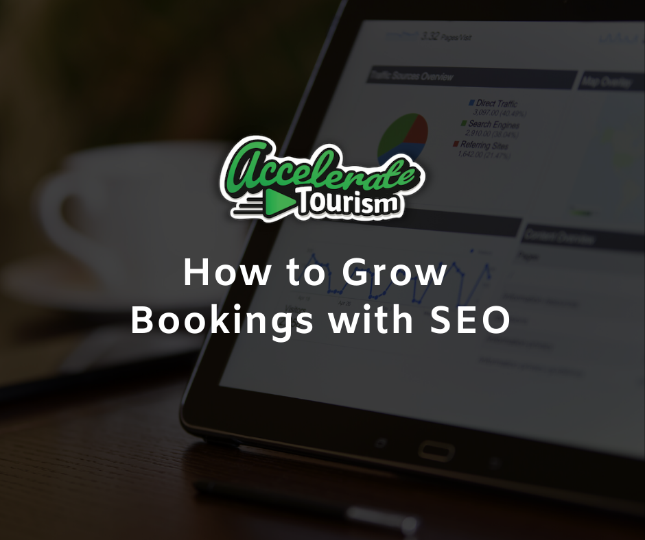 How to Grow Bookings with SEO