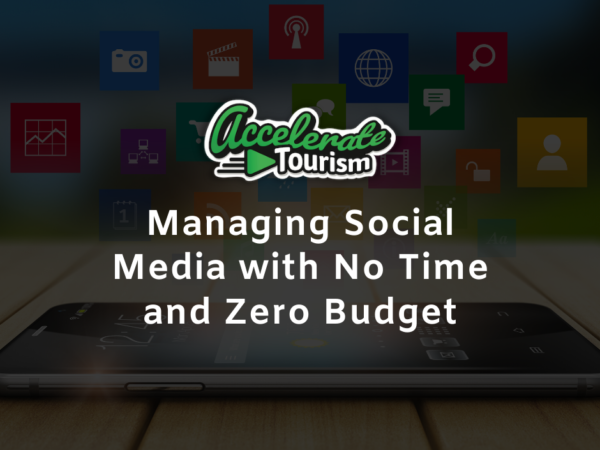 Managing Social Media with No Time and Zero Budget