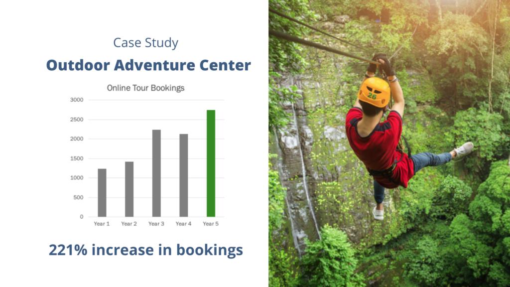 Outdoor Adventure Center Case Study